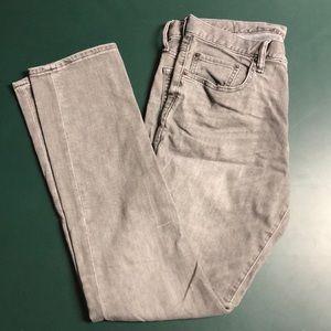 Gap Gray Men's Jeans - 33x34
